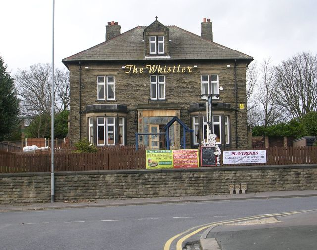 The Whistler - Leeds Road