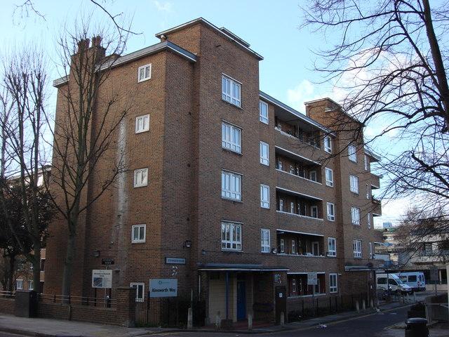 Stevenson House, Ainsworth Way