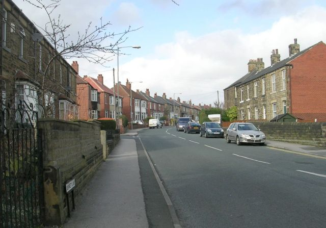 Bennett Lane - Leeds Road