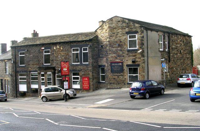 The Crown - Leeds Road