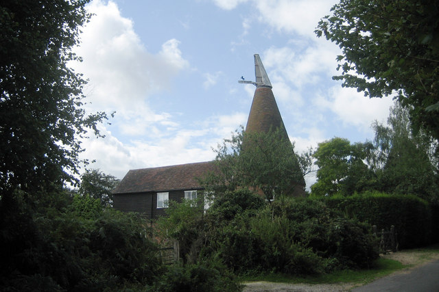 Huffkins Oast, London Lane, Sissinghurst, Kent