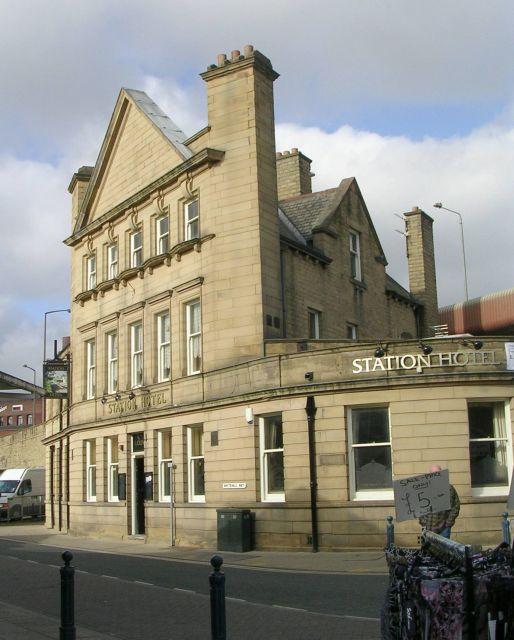 Station Hotel - Whitehall Way