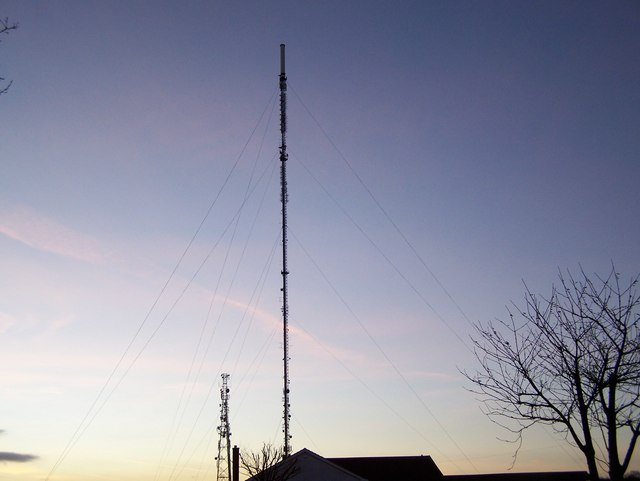Sutton Coldfield Transmitter
