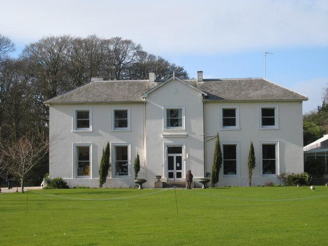 Trevarno House