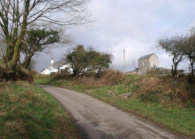 Lane near Northwood