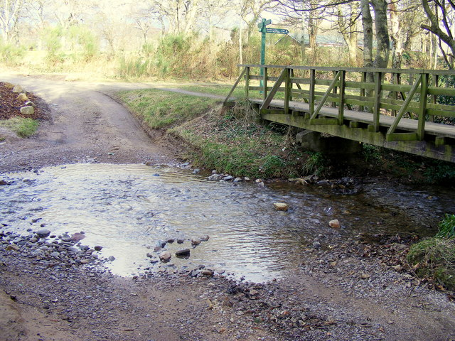 A Ford on the Burn of Fochabers