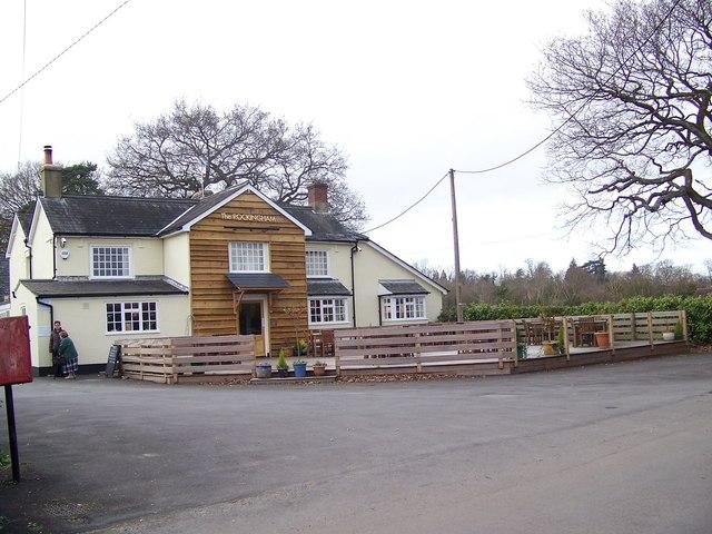 The Rockingham Arms, Canada