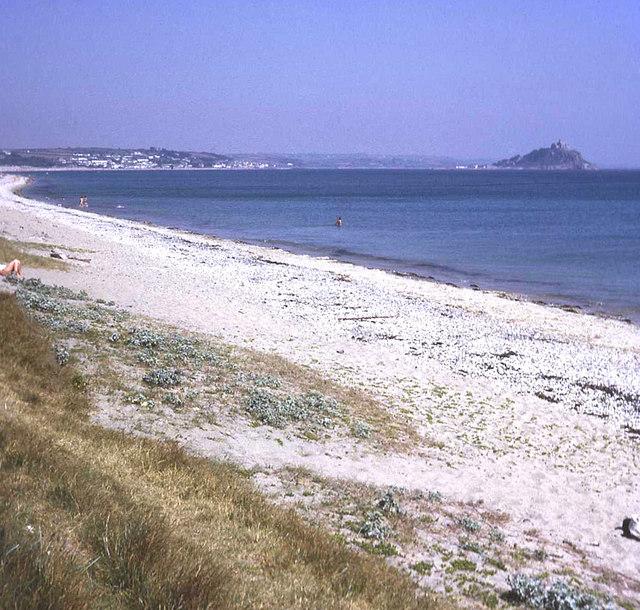 Beach at Longrock - 2