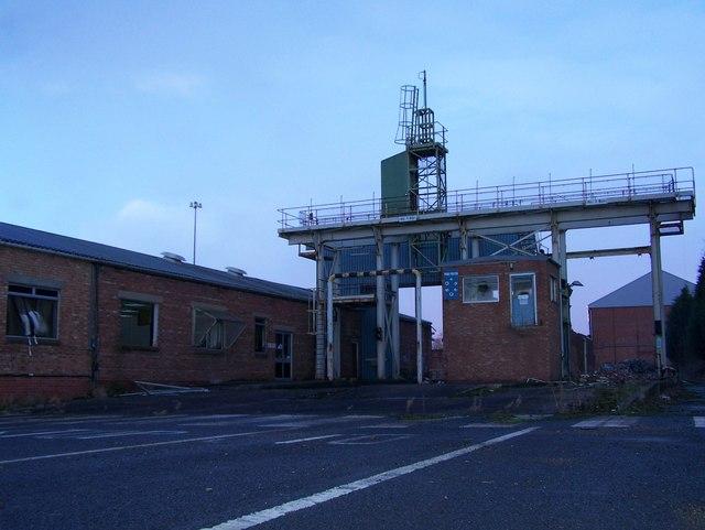 Kidderminster Sugar Factory