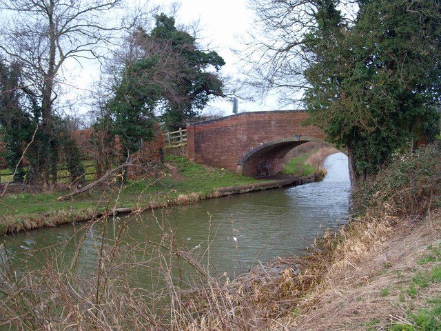 Bridge 71 on the Chesterfield Canal near Wiseton