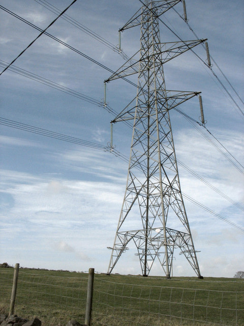 A pylon at King Arthur