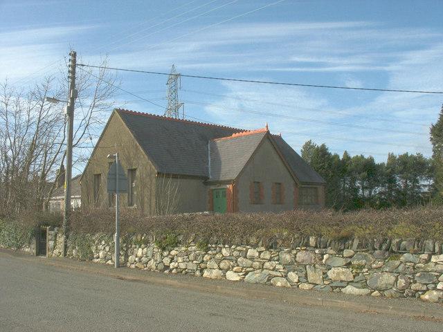 Santes Helen Church Hall