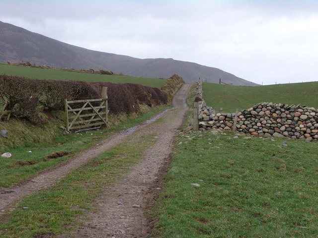 Track to Gutterby