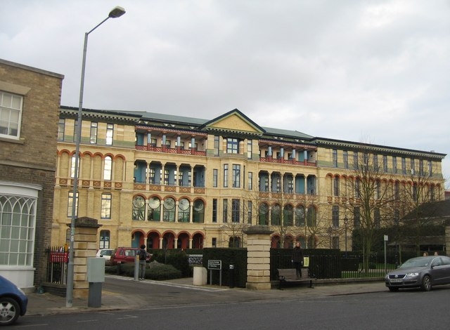Old Addenbrookes Hospital