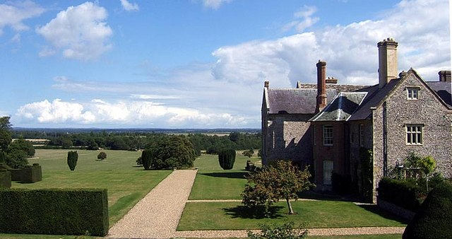 Glynde Place, Sussex