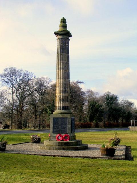 Fochabers War Memorial