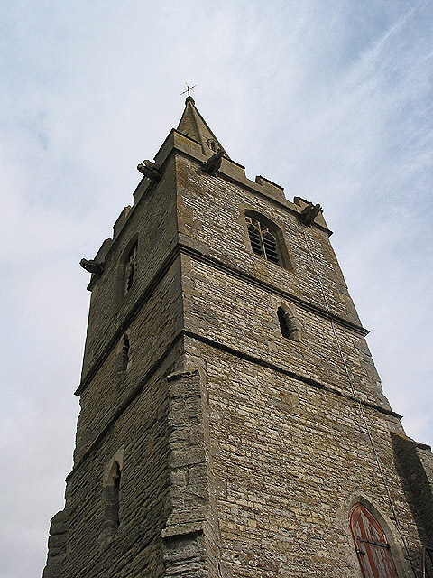 Tower of the Church of St. Andrew & St. Bartholomew
