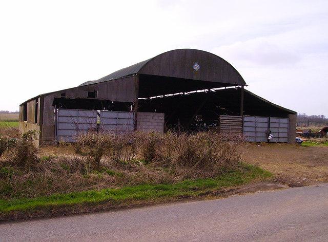 Longstock - Cattle Barn