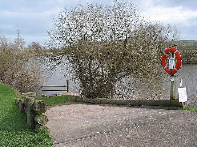 Slipway to the Severn at Ashleworth Quay