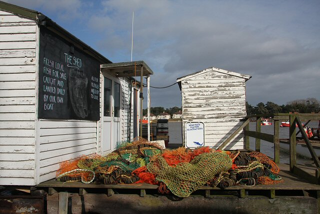 The Shed, Felixstowe Ferry