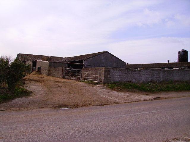 Longstock - Dairy Unit
