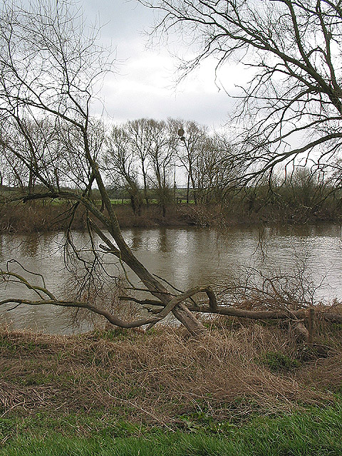 River Severn SW of Ashleworth Quay