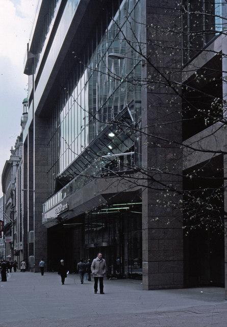 38 Bishopsgate, London EC2