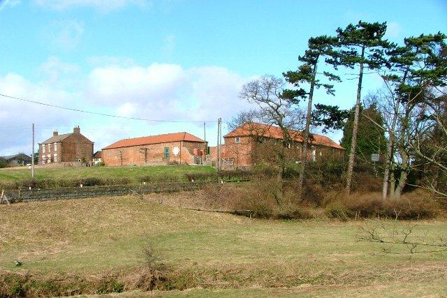 Tanton Hall Farm
