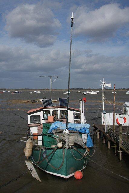 The 'Potamus' houseboat