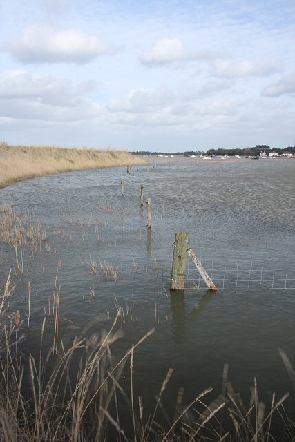 Inlet of the River Deben