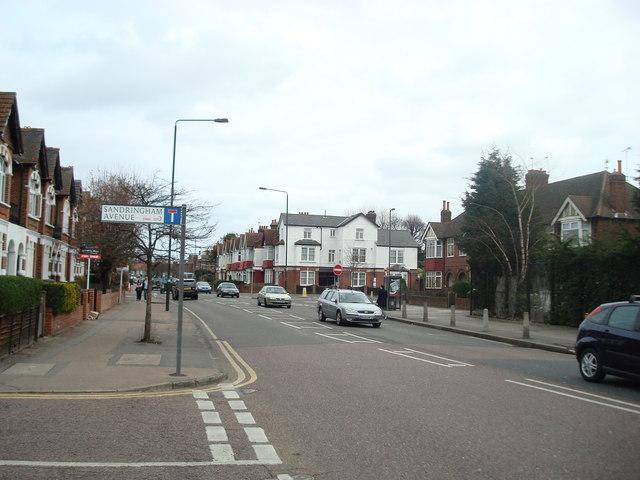 Kingston Road, Wimbledon Chase, London SW20