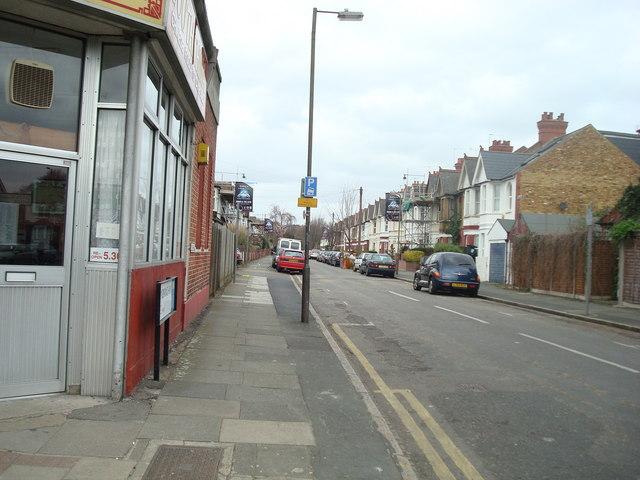 Sandringham Avenue, London SW20