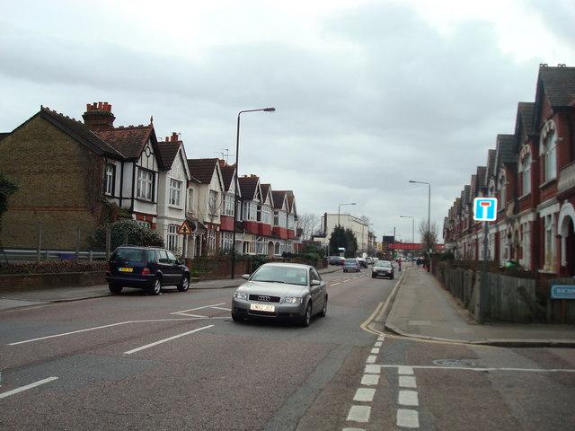 Kingston Road, London SW20