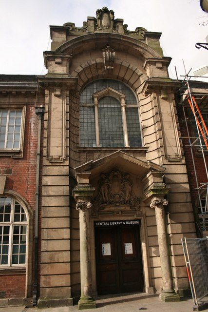 Walsall Library
