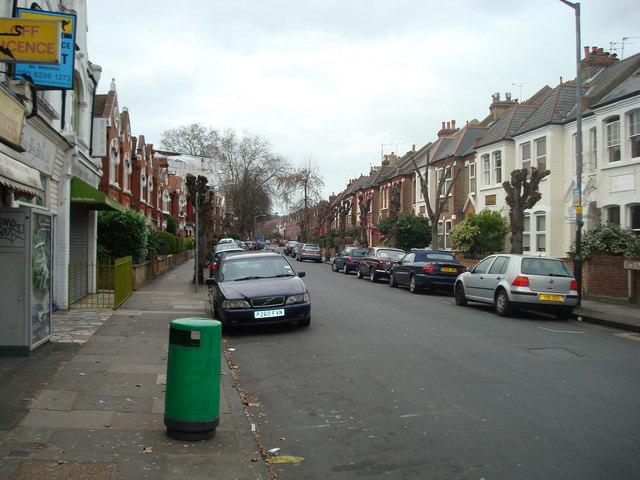 Merton Hall Road, London SW19