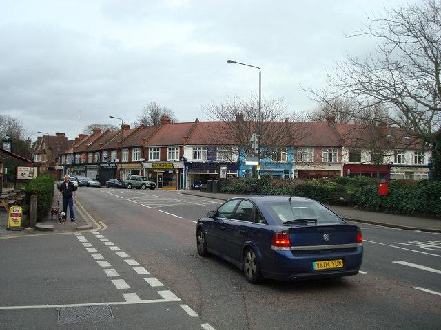 Kingston Road, London SW19