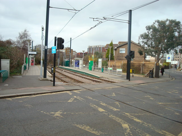 Dundonald Road Tram Stop