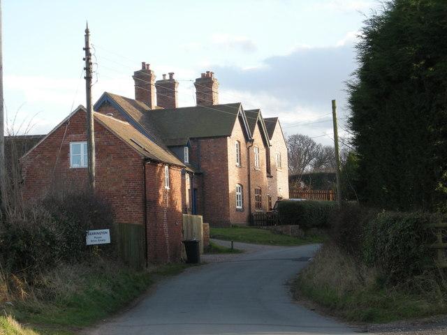 Entering Berrington