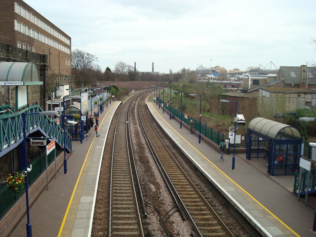 West Brompton Railway Station