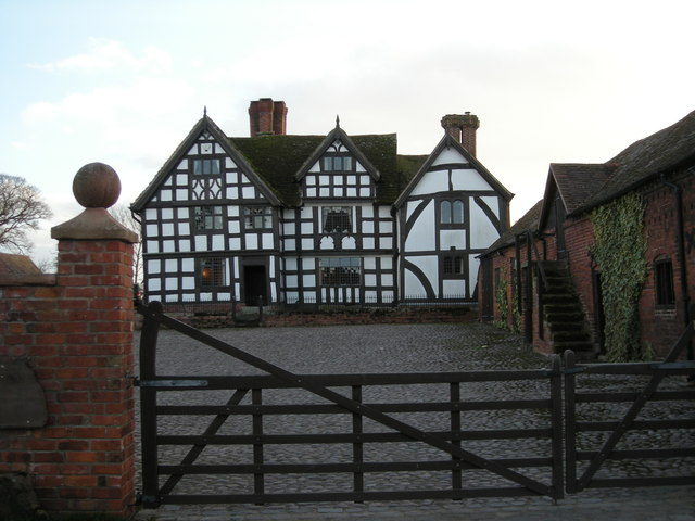 The Manor House at Berrington.