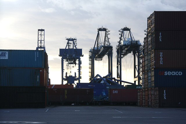 Landguard Container Terminal