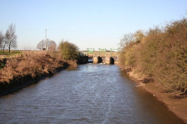 Cowbridge Drain Sluices