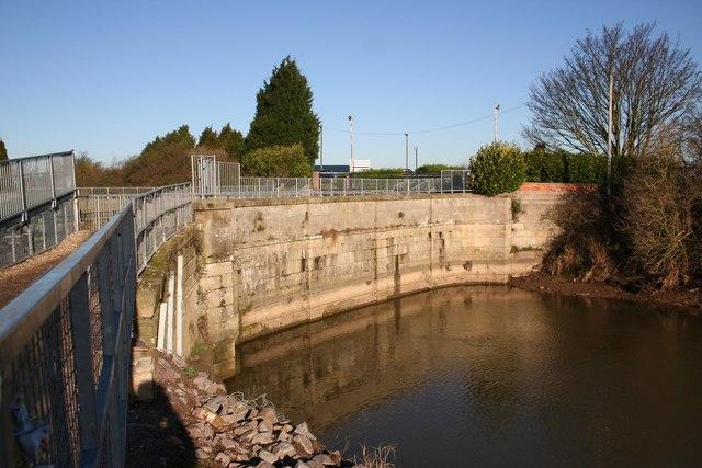 Cowbridge Aqueduct