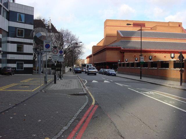 Ossulston Street