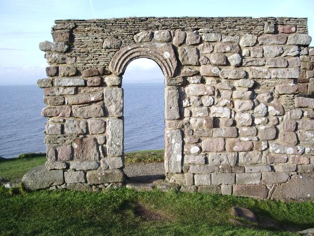 St Patrick's Chapel, Doorway