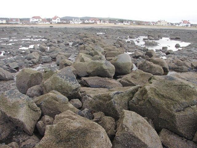 Man's Mark on the Stinking Rocks