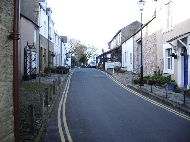 Main Street, Heysham