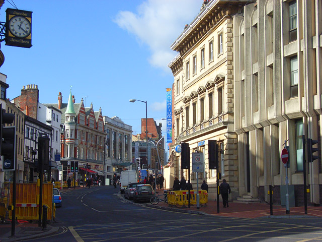 King Street, Reading
