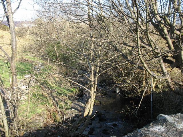 Afon Caledffrwd