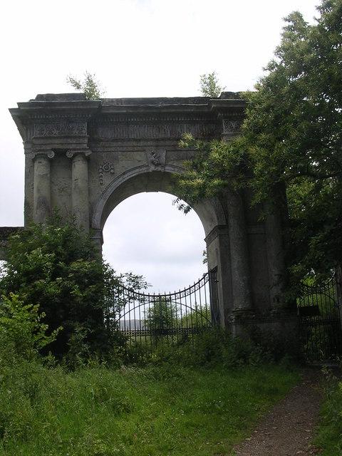 Gateway to Appuldurcombe Park